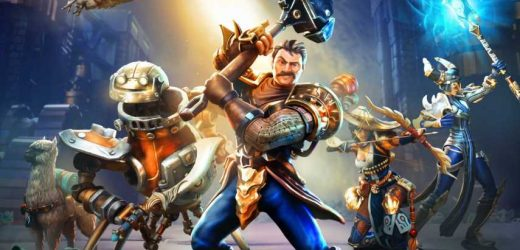 Torchlight 3 Launching October 13, Available On PC, Xbox One, And PlayStation 4