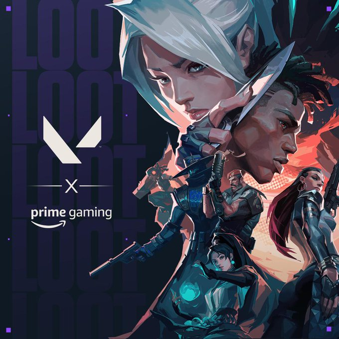 Valorant announces exclusive Twitch Prime loot – Daily Esports