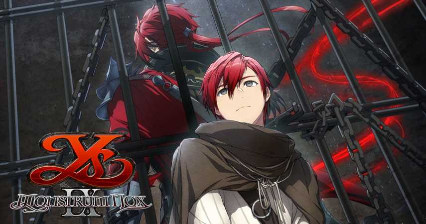 NIS America Is Holding A Fan Poll For Ys IX: Monstrum Nox's Reversible Cover Art