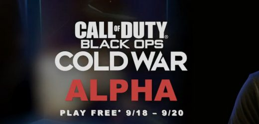 Black Ops Cold War multiplayer Alpha coming to PS4 this weekend