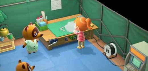 Animal Crossing: New Horizons is getting Super Mario-themed furniture