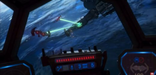 Star Wars: Squadrons will support joysticks and throttles on PlayStation and Xbox