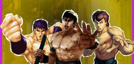 Street Fighter and basically every fighting game exist because of Bruce Lee