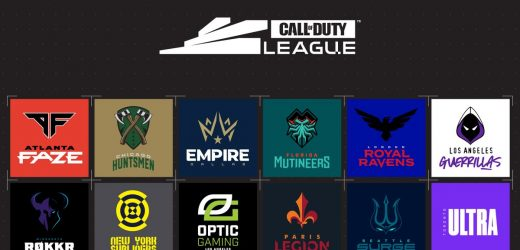 Activision reveals that the Call of Duty League won't expand in 2021