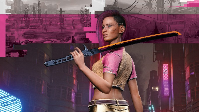 Game Informer's Exclusive Cyberpunk 2077 Cover Story