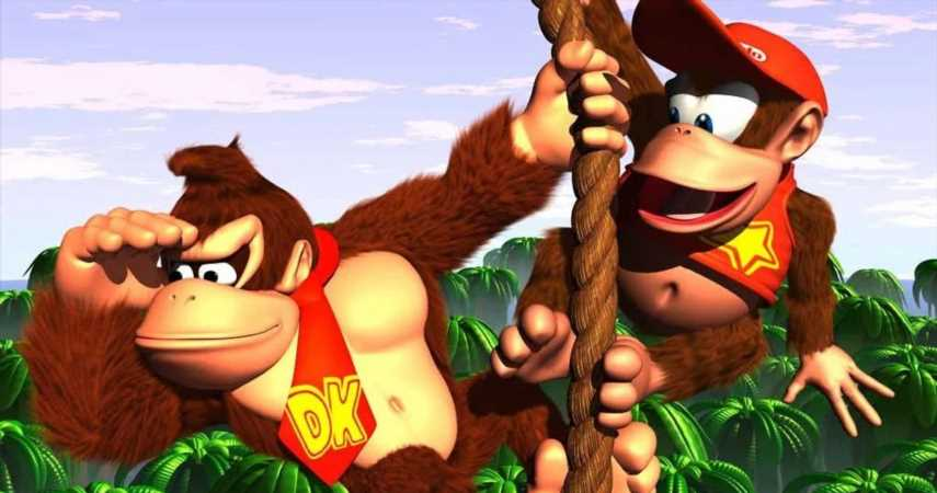Move Over, Diddy – Donkey Kong Almost Had His Own Racing Game