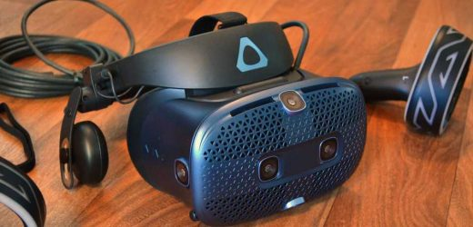 Vive Cosmos Review – A Decent Headset Up Against Stiff Competition