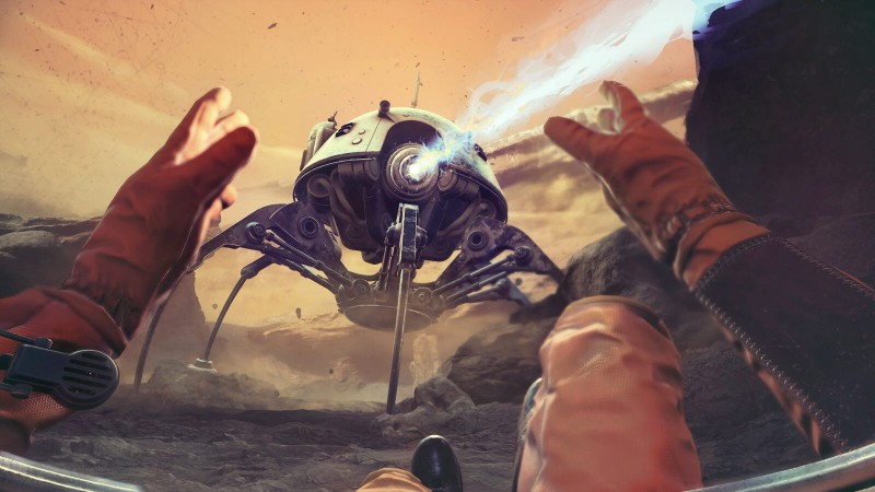 The Invincible Is An Exciting New Sci-Fi Thriller For Next Gen Consoles