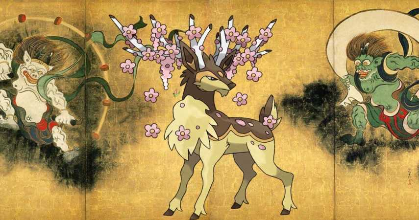 How Pokémon Was Influenced By Japanese Religion