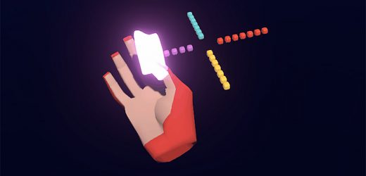 Leap Motion Exploires Designs for Single-handed Shortcuts in VR & AR