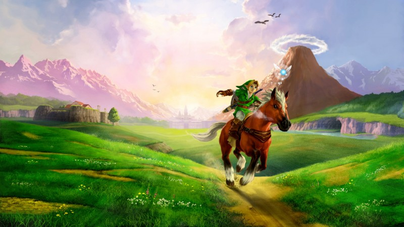 What We'd Want From A Zelda 35th Anniversary Celebration