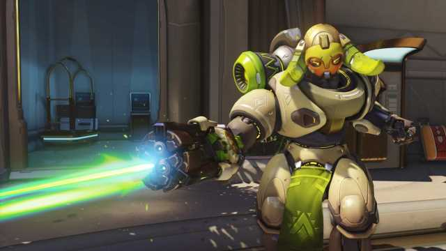 New Overwatch Experimental Patch buffs McCree and Orisa