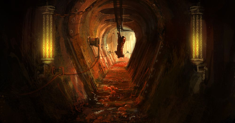 Amnesia: The Dark Descent and A Machine for Pigs are now open source