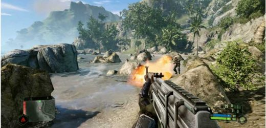 Crysis Remastered On PC Won't Be Held Back By Console Development