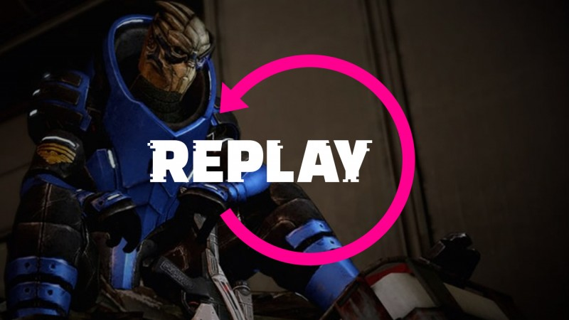 Replay – Mass Effect 2