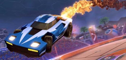 Did Nintendo just reveal the Rocket League free-to-play release date?