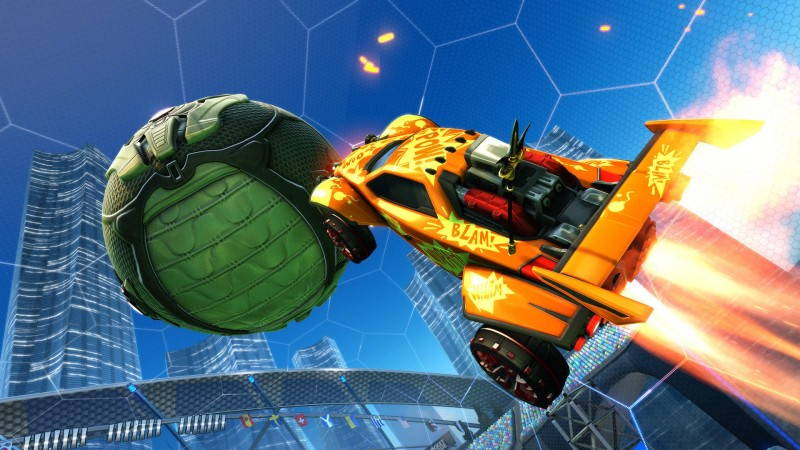 Free-To-Play Rocket League Will Not Require PlayStation Plus Or Switch Online