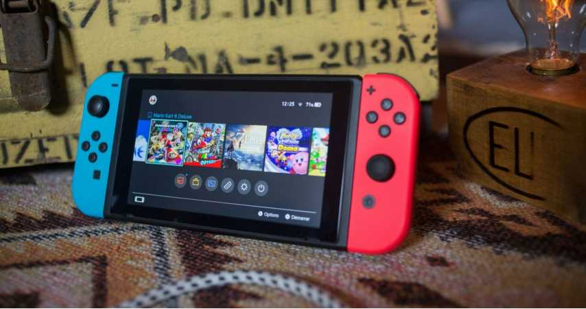 Nintendo Patent Shows Standalone Joy-Con For Switch