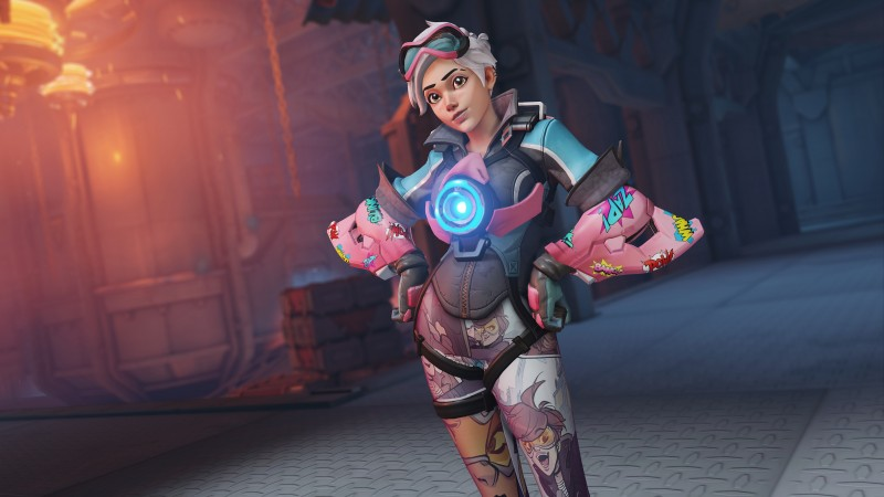 Overwatch's Next Event Is Based On A Comic Book