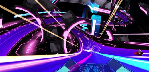 Void Racer: Extreme Review – Tron Meets F-Zero For Quest