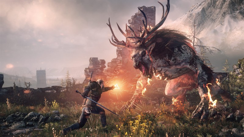 The Witcher 3 Is Coming To PlayStation 5 And Xbox Series X