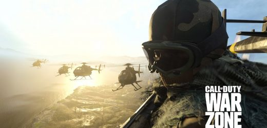 Call of Duty: Warzone appears to be coming to mobile devices soon