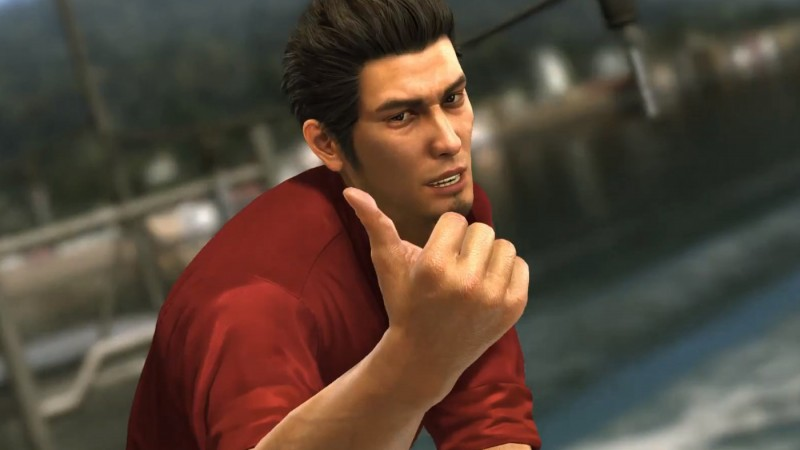 Yakuza Movie Announced From Sega, Wild Sheep, And 1212