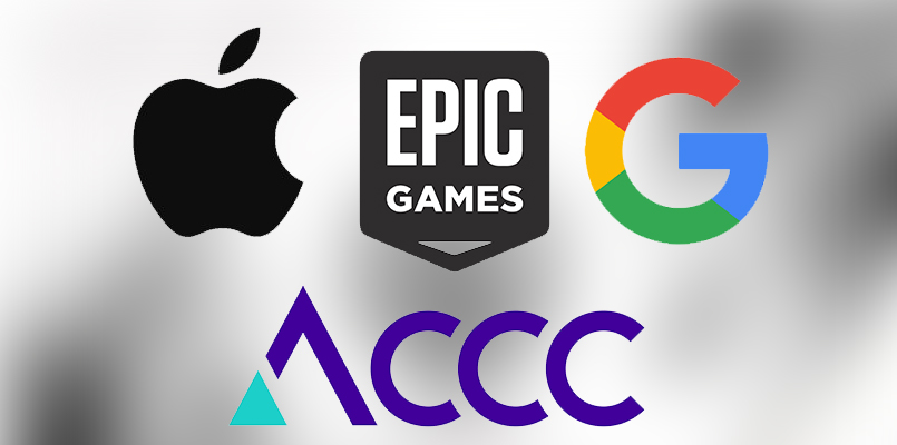 Epic, Apple Trade Barbs in Fortnite Fight, While Google Seeks Separation