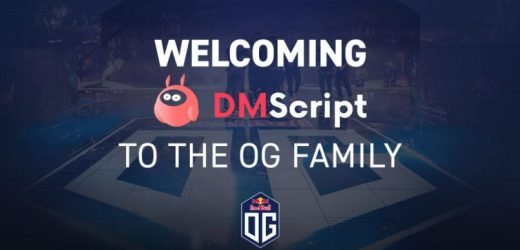 OG Partners With Blockchain Tech Company DMScript