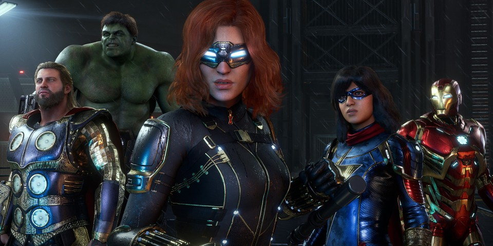 'Marvel's Avengers' Is Mediocre At Best