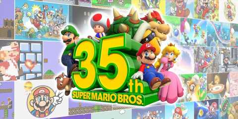 'Super Mario 3D All-Stars' Ports 'Mario 64,' 'Sunshine,' and 'Galaxy' to the Nintendo Switch