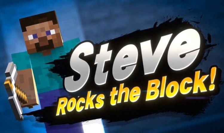 Smash Bros Steve release time, Ultimate DLC 7, update 9.0.0 early patch notes