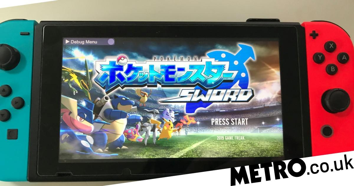 Pokémon Sword beta leaks online featuring mega evolutions and Greninja