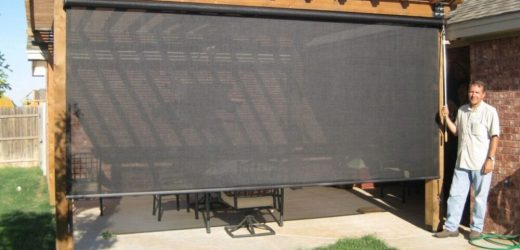 6 Tips For Choosing The Right Patio Shade Screen