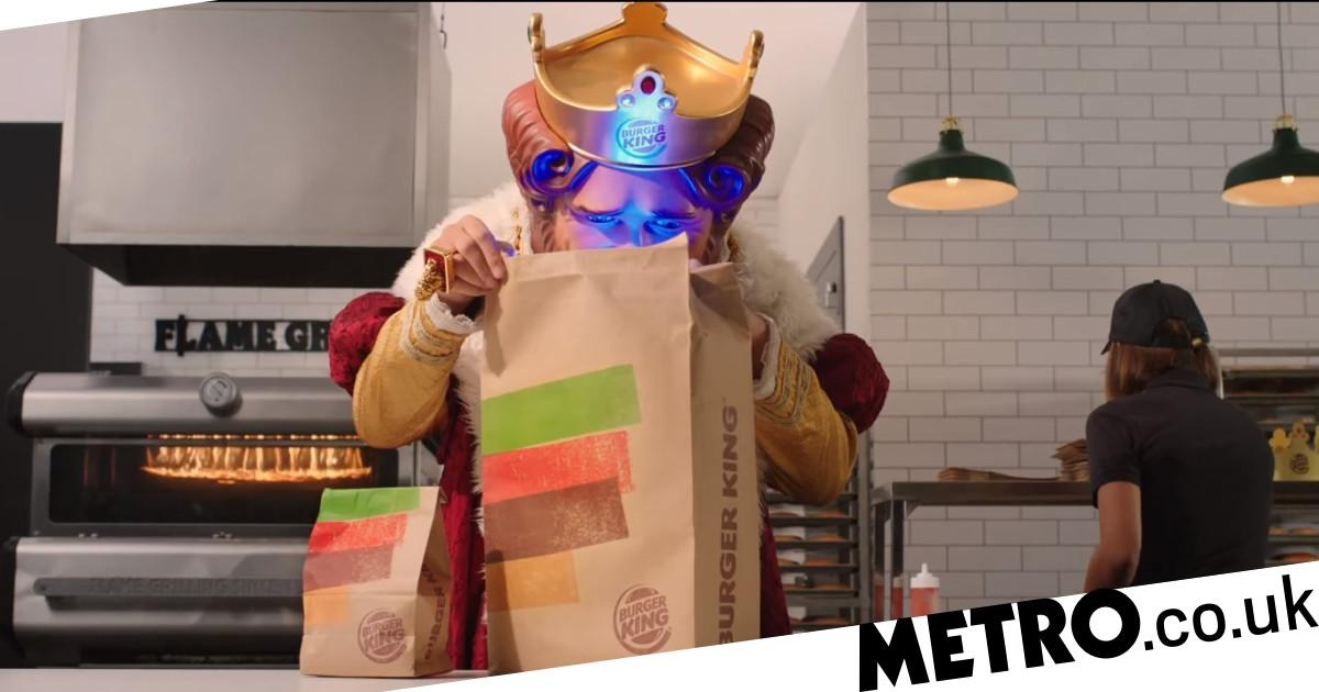 PS5 start-up sound and UI reveal due this week teases Burger King ad