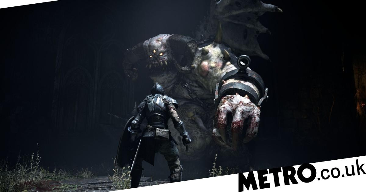 Games Inbox: Is Demon's Souls too hard for a PS5 launch game?
