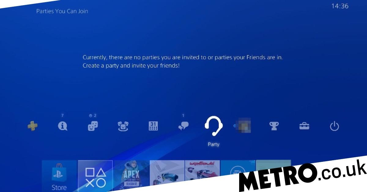 Puzzling PS4 party problem being looked into by Sony