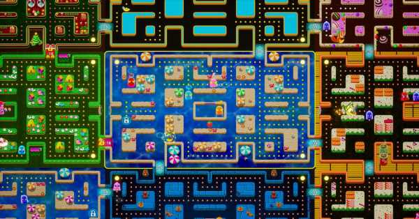 Pac-Man's getting a 64-player battle royale game