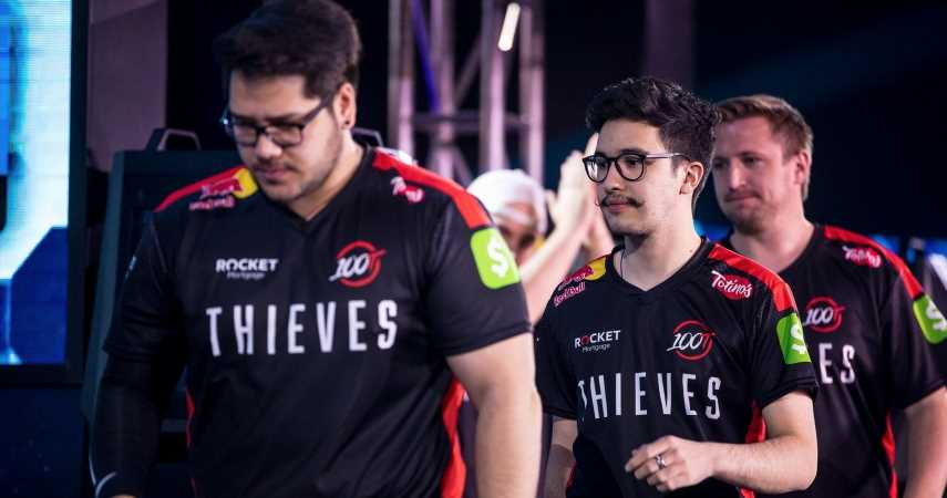 100 Thieves Releases CS:GO Roster