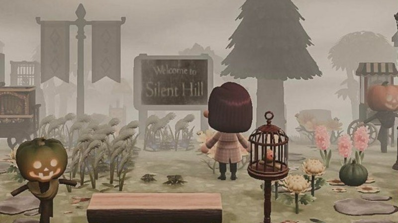 Silent Hill Recreated In Animal Crossing: New Horizons, Because Why Not?