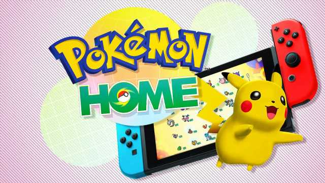 Pokemon Home Going Down For Maintenance Ahead Of The Crown Tundra's Release