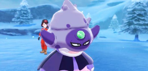 Galarian Slowking Revealed For Pokemon Sword And Shield's Crown Tundra DLC