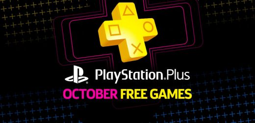 PS+ Free Games For October 2020