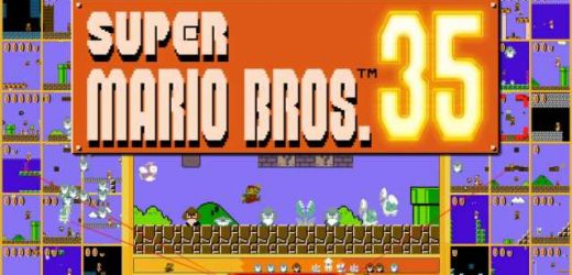 Super Mario Bros. 35 Hosting A New Limited-Time Event [Last Chance]