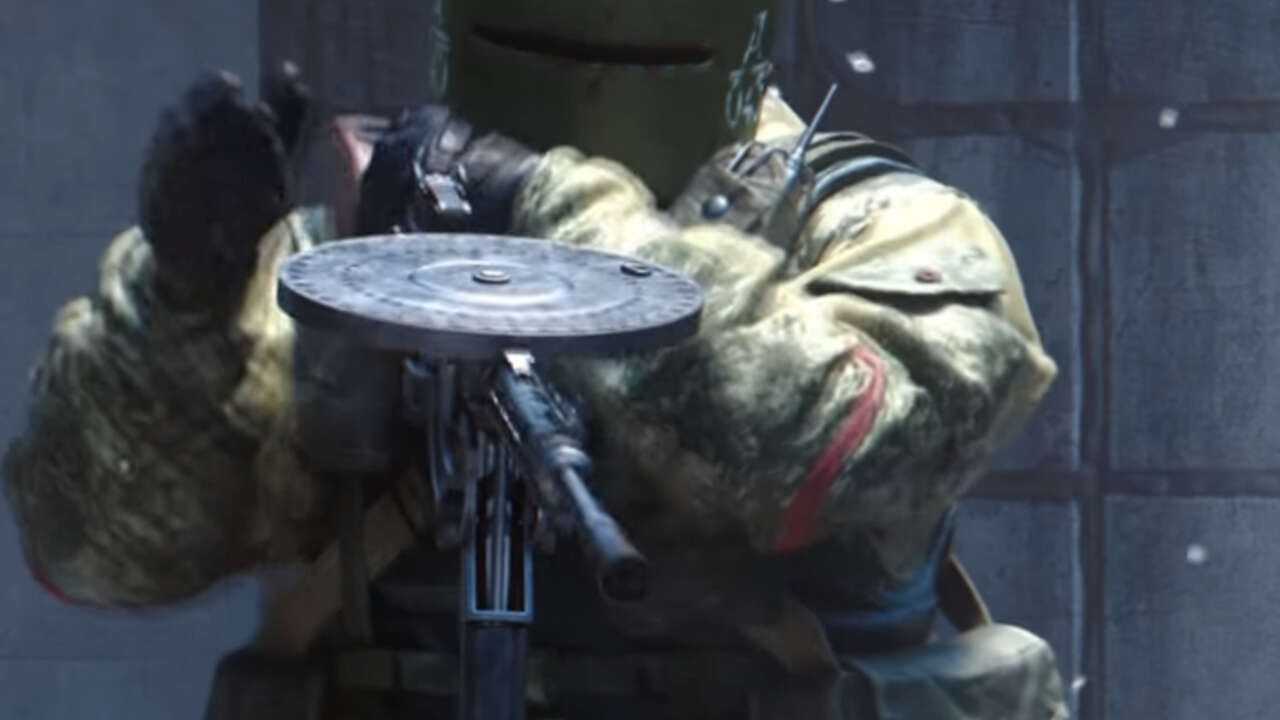 Rainbow Six Siege: Tachanka's Rework Comes With A Cool New Weapon