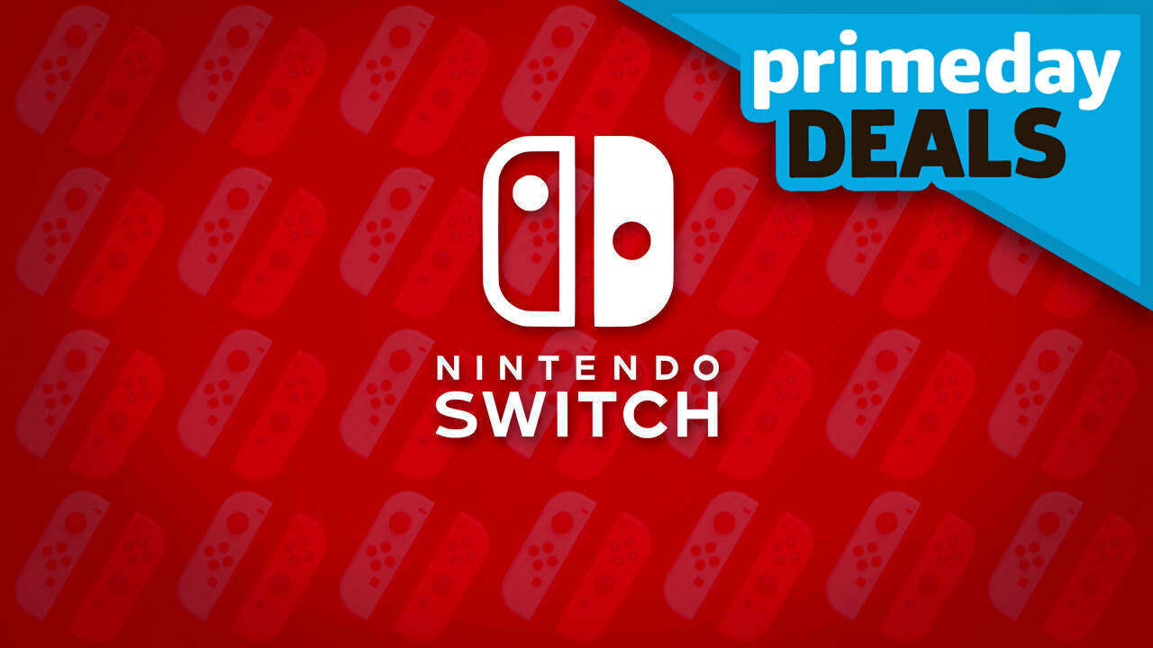 Amazon Prime Day 2020: The Best Nintendo Switch Deals To Expect