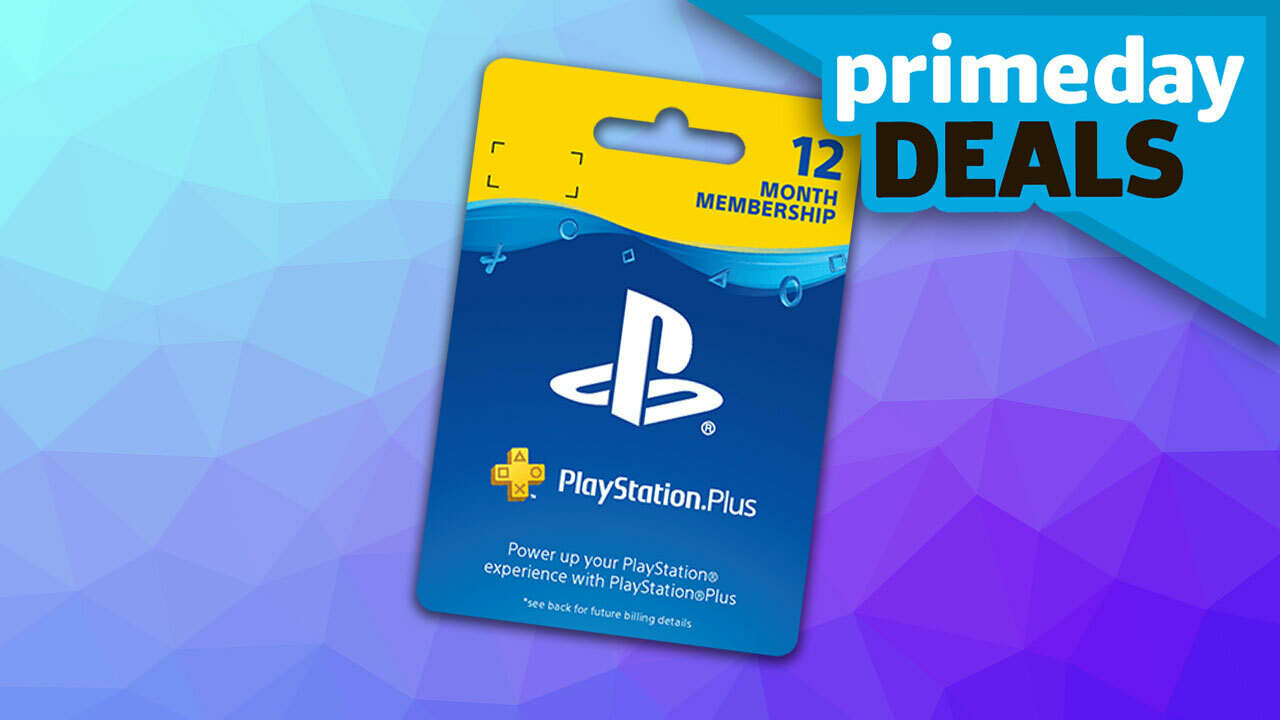 The Best PS Plus Deals For Amazon Prime Day 2020