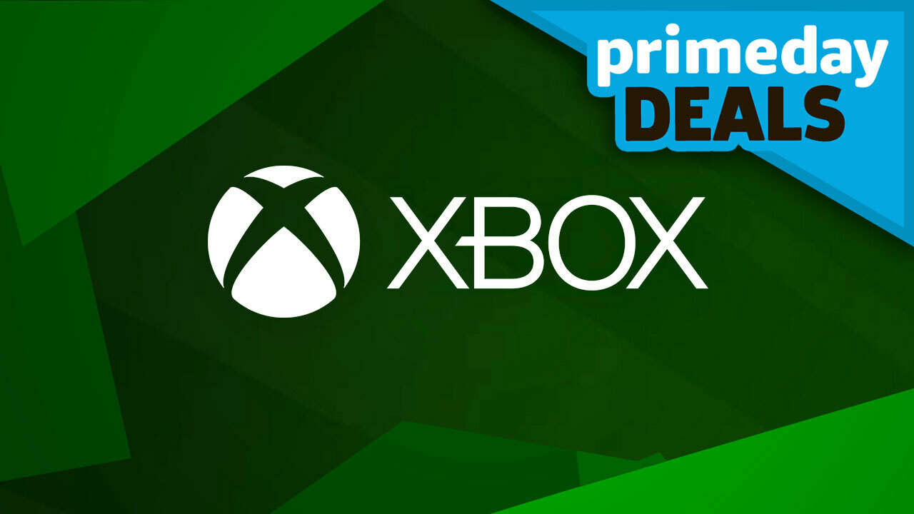 Amazon Prime Day Best Xbox Series X And Xbox One Deals
