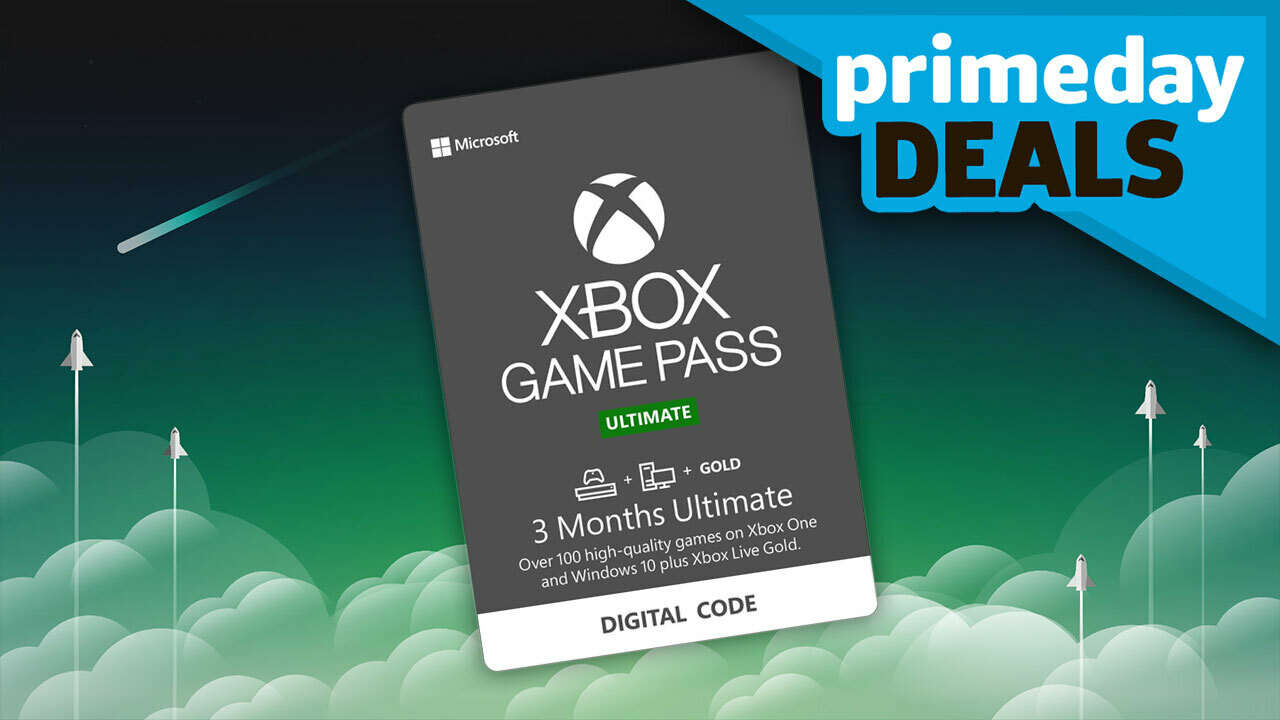 Best Xbox Game Pass Ultimate Deals During Prime Day 2020
