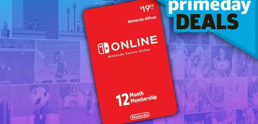 Prime Day 2020: Nintendo Switch Online Plus A MicroSD Card For A Great Price